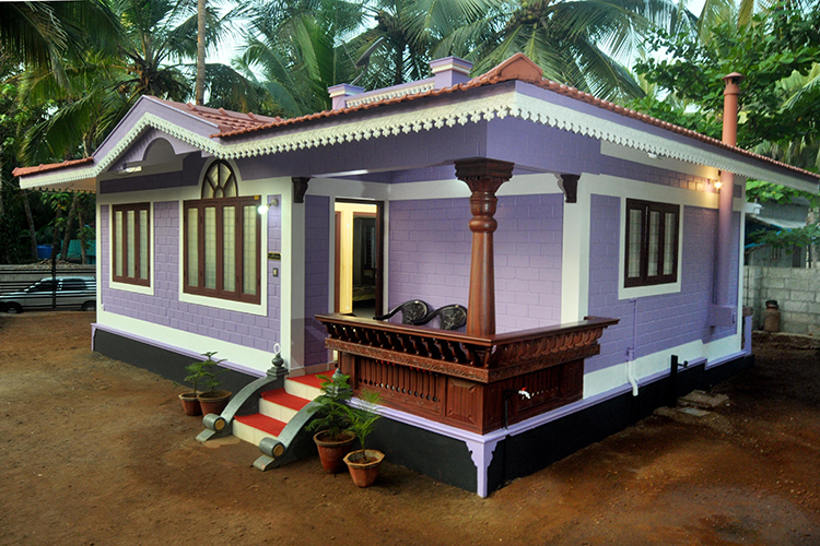 Low cost kerala model house plans home design and style for Low cost cabin plans